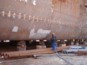 Schiffswerft Istanbul