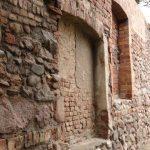 Eine RotoSoft-Dienstleistung: die abgestrahlte Berliner Stadtmauer