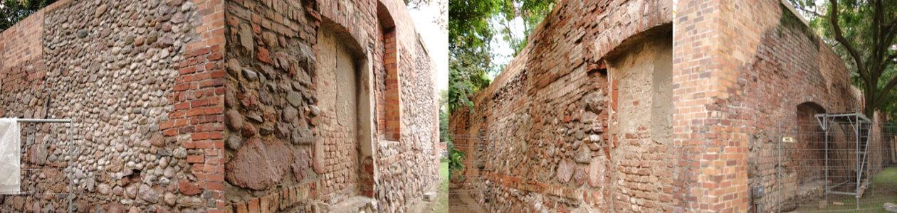 Restauration der Berliner Stadtmauer